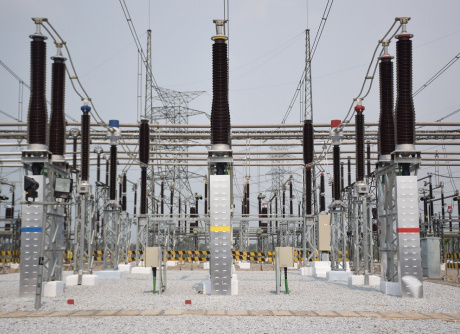 500/275kV Olak Lempit Substation