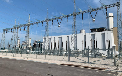 New Bintulu B 275/(132)kV Substation