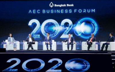 Pestech Participated In Aec Business Forum